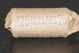 ROLL OF UNCIRCULATED SUSAN B ANTHONY DOLLARS