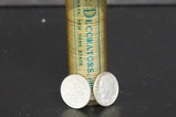PARTIAL ROLL OF (37) ROOSEVELT DIMES
