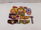 MISC. 1950'S & 60'S BOY SCOUT PATCHES