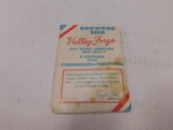 1957 BSA JAMBOREE VALLEY FORGE DOGWOOD SEEDS IN UNOPENED PACKAGE