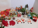 MISC. VINTAGE CHRISTMAS ITEMS