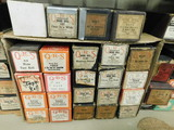 (24) MISC. PLAYER PIANO MUSIC ROLLS
