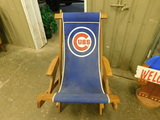 CUBS LAWN CHAIR