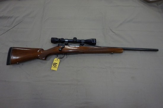 MAUSER SPORTER 7X57 CAL RIFLE W/ CHARLES DALY 3-9X SCOPE