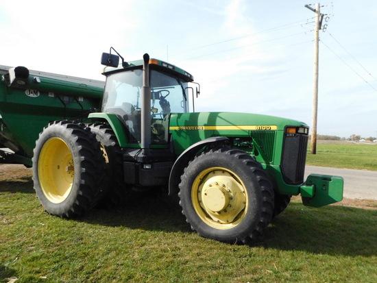 ABSOLUTE FARM MACHINERY ESTATE AUCTION!