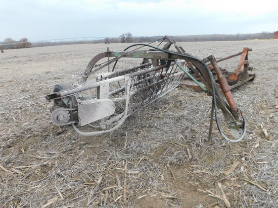 New  Idea Ground Drive Hay Rake