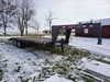 1997 MAC-LANDER 25FT FLATBED GOOSENECK TRAILER