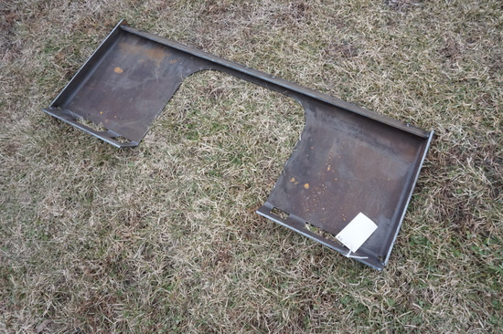 BRUTE WELD ON SKID LOADER QUICK ATTACH PLATE
