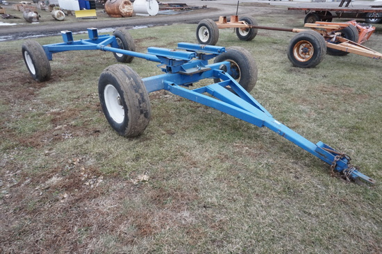 BLUE ANHYDROUS RUNNING GEAR