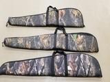 (3) SOFT CAMO LONG GUN CASES