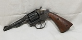 SMITH & WESSON .32 LONG CAL 6 SHOT REVOLVER