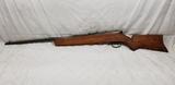 STEVENS MODEL 15A .22 CAL SINGLE SHOT RIFLE