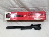 THOMPSON CENTER CONTENDER 7-30 WATERS CAL BARREL ONLY W/ BOX