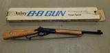 1967 DAISY MODEL 99 CHAMPION TARGET SPECIAL 50 SHOT BB GUN W/ ORIGINAL BOX