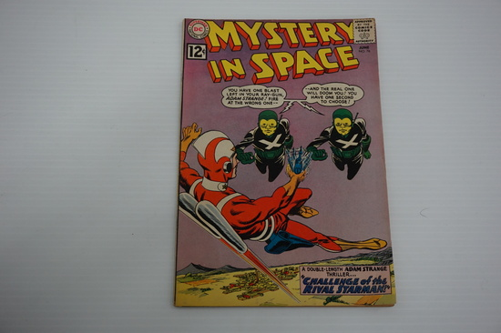 MYSTERY INTO SPACE #76 (1962)