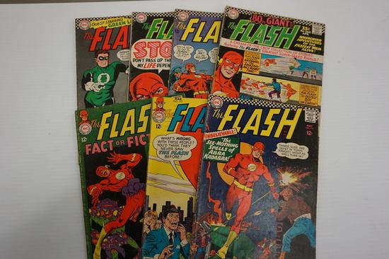(7) THE FLASH COMIC BOOK