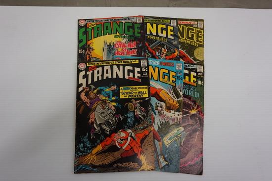 (6) STRANGE ADVENTURES (1969)