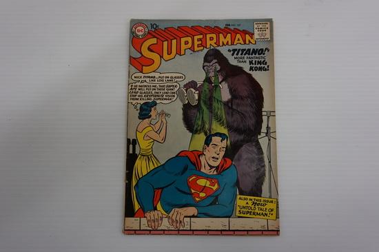 SUPERMAN #127 (1959)