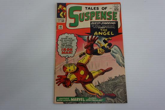 TALES OF SUSPENSE# 49 (1963)