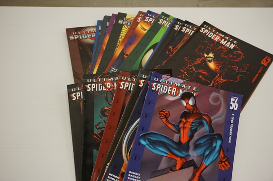 (22) ULTIMATE SPIDER-MAN (2004-2005)