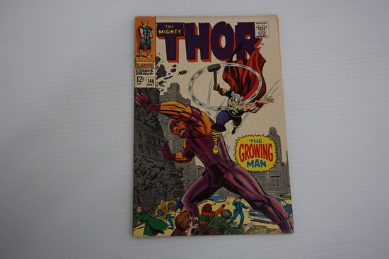 MIGHTY THOR #140 (1967)