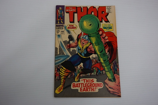 MIGHTY THOR #144 (1967)