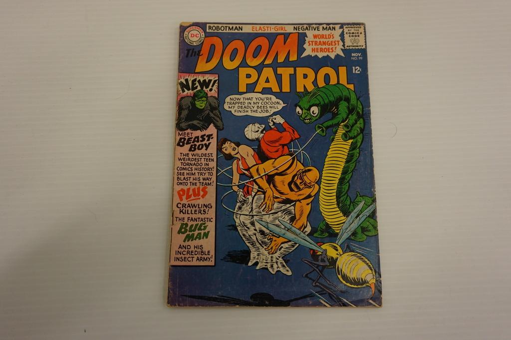 DOOM PATROL #99 (1965)