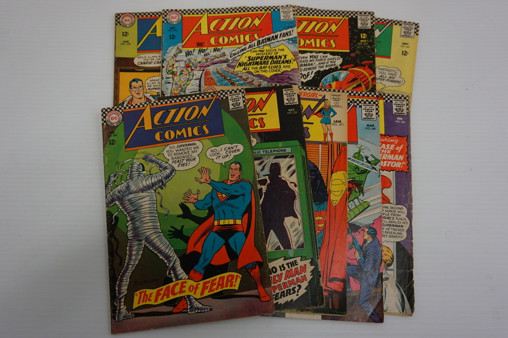 (9) ACTION COMICS (1967)