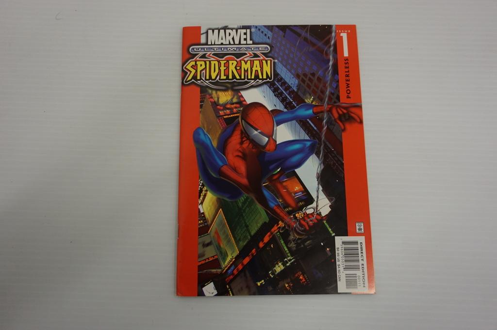 MARVEL ULTIMATE SPIDER-MAN #1