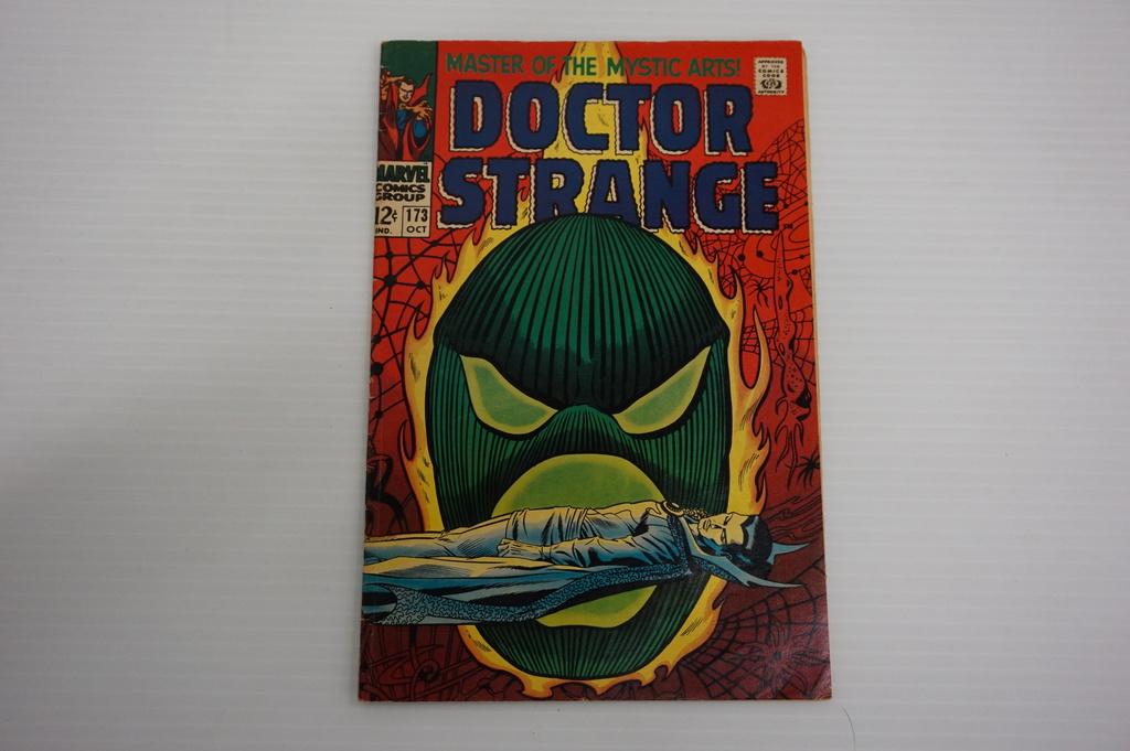 DOCTOR STRANGE #173 (1968)