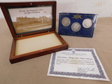 NEW ORLEANS MORGAN SILVER DOLLAR COLLECTION