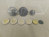 MISC. U.S & FOREIGN COINS