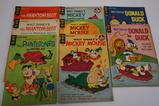 (8) GOLD KEY COMIC BOOKS