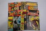 (10) STRANGE ADVENTURES COMIC BOOKS