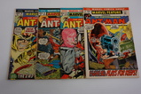 (4) MARVEL FEATURE THE ASTONISHING ANT-MAN
