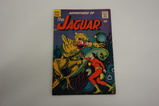 ADVENTURES OF THE JAGUAR #2 (1961)