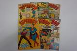 (6) SUPERBOY DC SILVER AGE  COMIC BOOKS