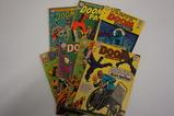 (7) DOOM PATROL DC COMIC BOOKS