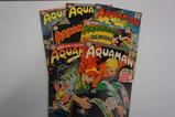 (7) AQUAMAN DC COMIC BOOKS