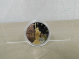 125 YEARS OF LIBERTY COMMEMORATIVE PROOF COIN