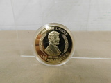 ABRAHAM LINCOLN LIFE & LEGACY COMMEMORATIVE COIN