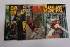 (4) DAREDEVIL COMIC BOOKS(1968)