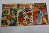 (3) FANTASTIC FOUR SILVER AGE COMIC BOOKS (1968)