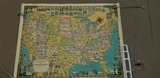 1941 ERNEST DUDLEY CHASE PICTORIAL MAP