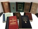 (10) READERS DIGEST BOOKS - HARDBACK CLASSIC BOOKS