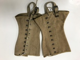 VINTAGE ARMY SPATS