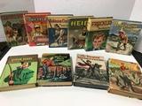 (10) VINTAGE WHITMAN CHILDREN'S BOOKS