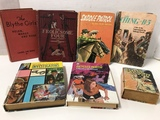 (7) ASSORTED VINTAGE YOUNG READER BOOKS