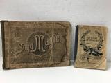 ANTIQUE 10 CENT CLASSICS & SONG MAGIC BOOKS
