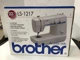 BROTHER LS-1217 SEWING MACHINE  NIB